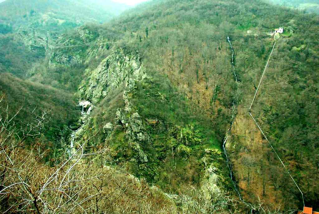 Хидроцентрала Вучје - комплекс