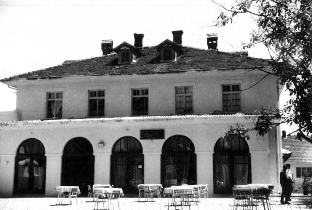 Ресторан Авала Вучје